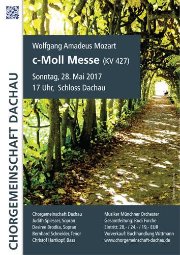 Chorgemeinschaft Dachau c-Moll Messe Mozart