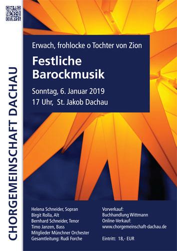 Chorgemeinschaft Dachau Festliche Barockmusik