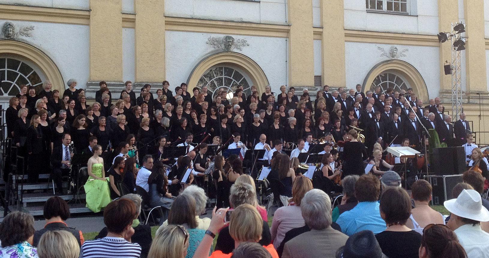 Konzertchor: Nacht der Dachauer Chöre