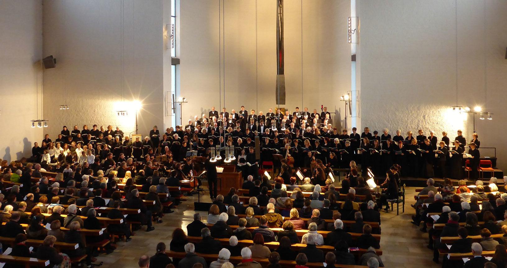 Konzertchor Dachau Matthäus-Passion