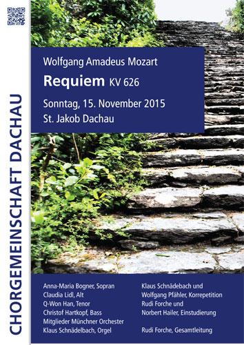 Chorgemeinschaft Dachau Mozart Requiem